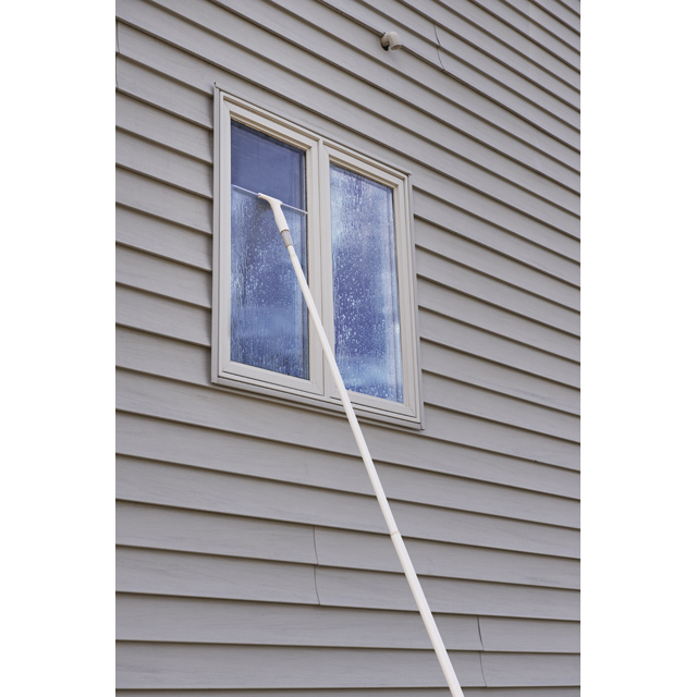 10ft Steel Inter-Lock Telescopic Pole - Unger Poles