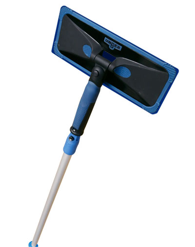 ProClean Indoor Window Cleaning Kit™ - Unger Window Squeegees & Scrubbers