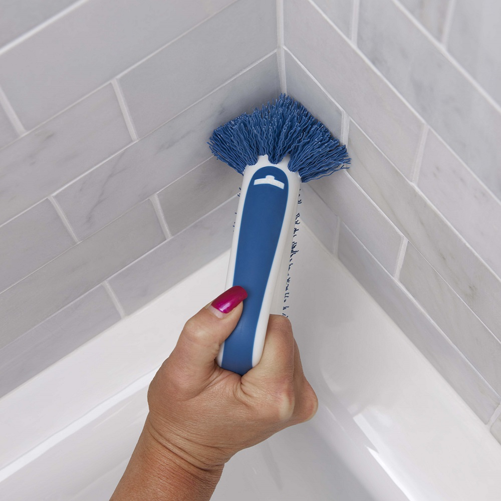 Unger grout and tile cleaning brush - Unger Brushes