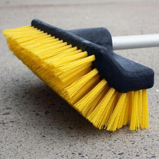 "10"" Hydropower Bilevel Scrub Brush - Unger Brushes"