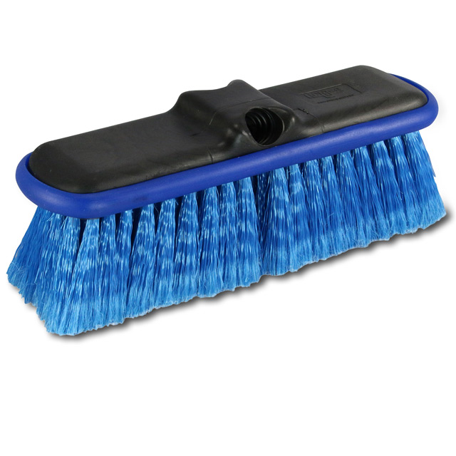 "9"" Water Flow Wash Brush - Unger Brushes"