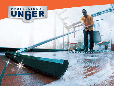 Unger Professional Cleaning Tools