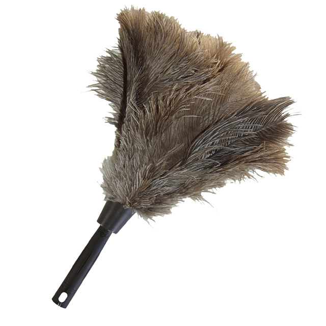 Ostrich Feather Duster - Unger Dusters