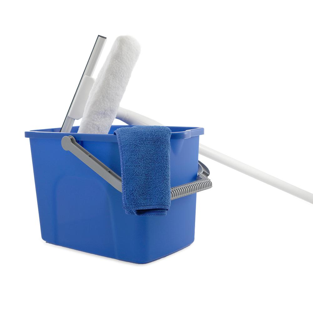 Window squeegee and washing kit - Unger cleaning kits