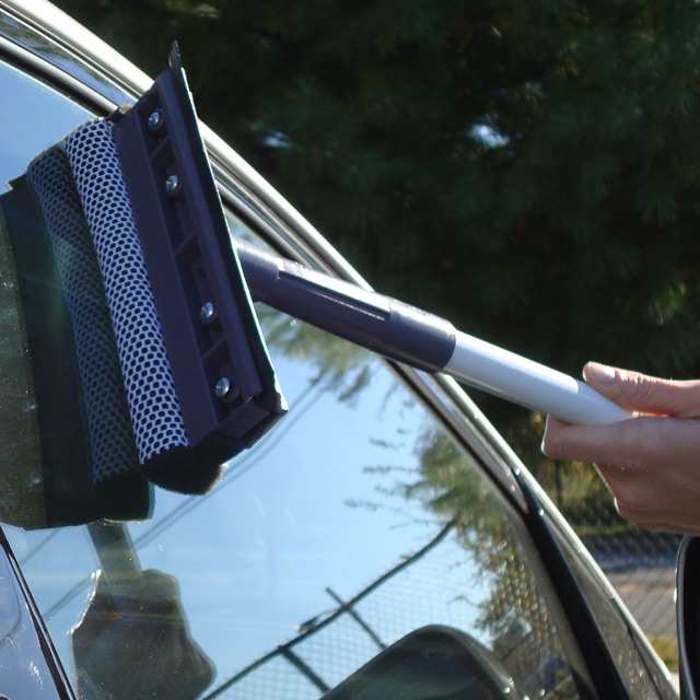 8″ Auto Squeegee - Unger Window Squeegees & Scrubbers