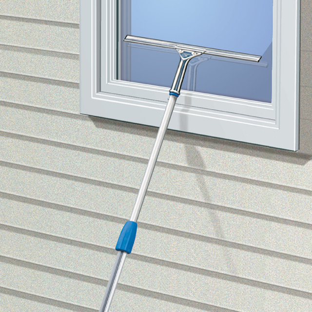 8″ Stainless Steel Squeegee™ - Unger Window Squeegees & Scrubbers